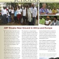 The Albert Baker Scholar Newsletter - July 2008 Special African Report