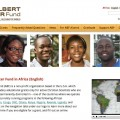 New ABF Africa Site Screenshot