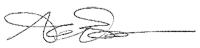 Signed Alan Bashor